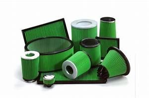 Green Filtre à Air : filtre air green cylindrique e15 l50 d50 ~ Medecine-chirurgie-esthetiques.com Avis de Voitures