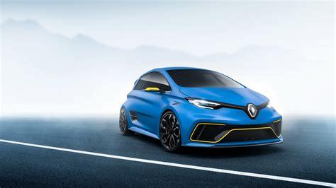 2017 Renault Zoe E Sport 4k Wallpaper Hd Car Wallpapers