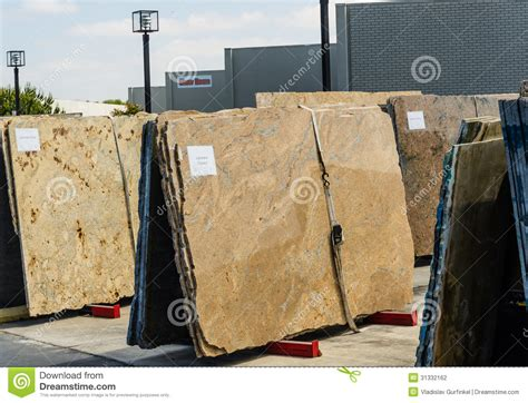 colorful granite slabs for sale stock photography image