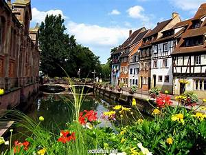 Colmar France - Most Beautiful City in Europe - XciteFun.net