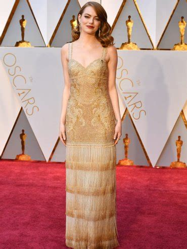 Oscars Red Carpet Academy Awards