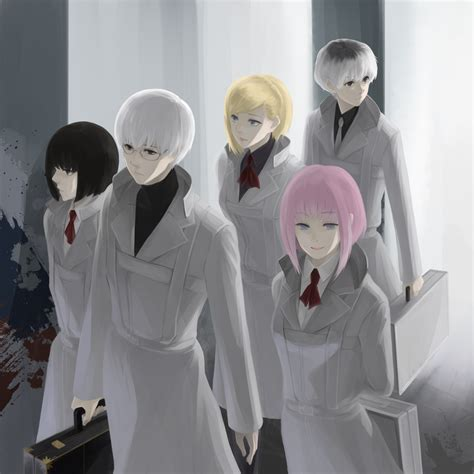 haise squad tokyo ghoul  tokyo ghoul anime und