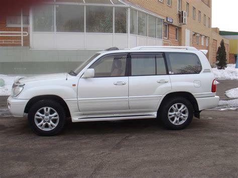 2002 Toyota Land Cruiser by 2002 Toyota Land Cruiser Image 14