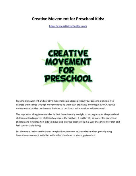creative movement for 248 | creative movement for kids 1 728