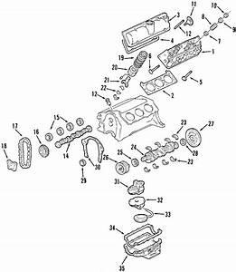 Oldsmobile Alero Engine Intake Valve  Valve  Intake