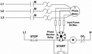 Phase Sequence Wiring Diagram C