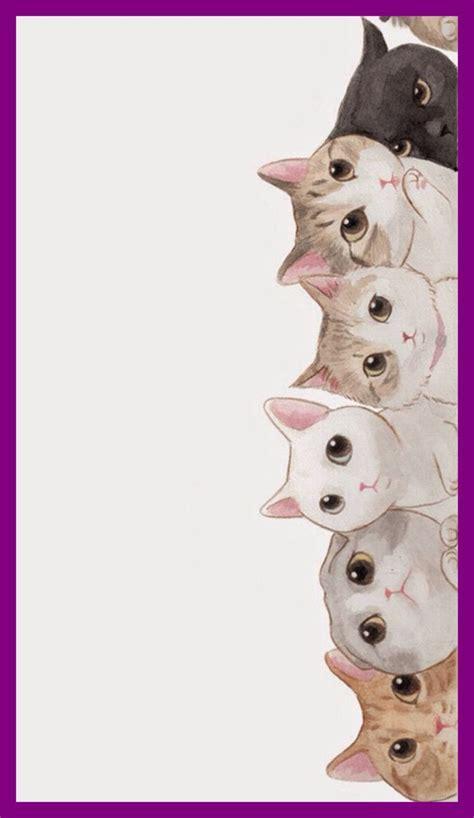 aesthetic kitten animation wallpapers