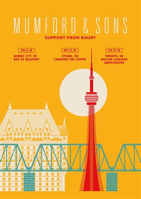 mumford sons ottawa tickets canadian shows announced mumford sons