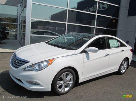 2013 Hyundai Sonata Colors by 2013 Shimmering White Hyundai Sonata Limited 70195185