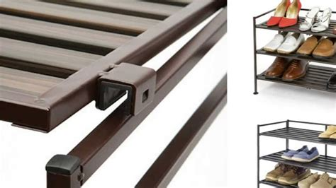 seville classics resin wood composite utility shoe rack review seville classics composite resin wood utility