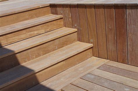 comment realiser une terrasse en bois faire une terrasse en bois