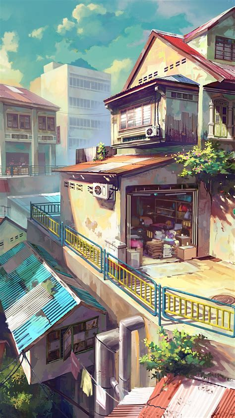 Japanese Anime Wallpaper Desktop - japanese anime painting anime japan wallpaper