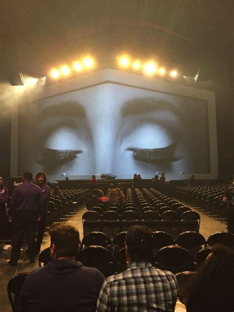 staples center floor  concert seating rateyourseatscom