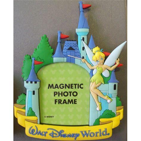 Disney Photo Frame Magnet   Tinker Bell Castle Tinkerbell