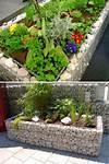 Top 28 Surprisingly Awesome Garden Bed Edging Ideas rock raised garden bed ideas