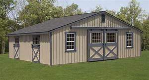 horse barns amish sheds from bob foote With amish prefab barns