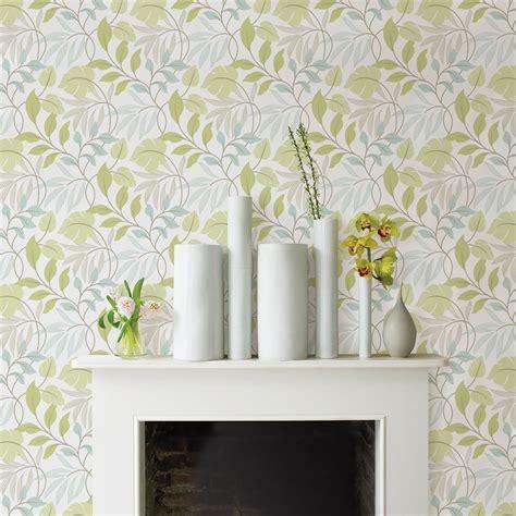 wallpops meadow green grey peel stick wallpaper