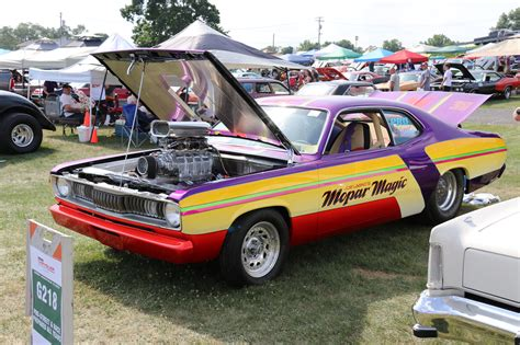 Carlisle Chrysler Nationals by Eye 2018 Carlisle Chrysler Nationals