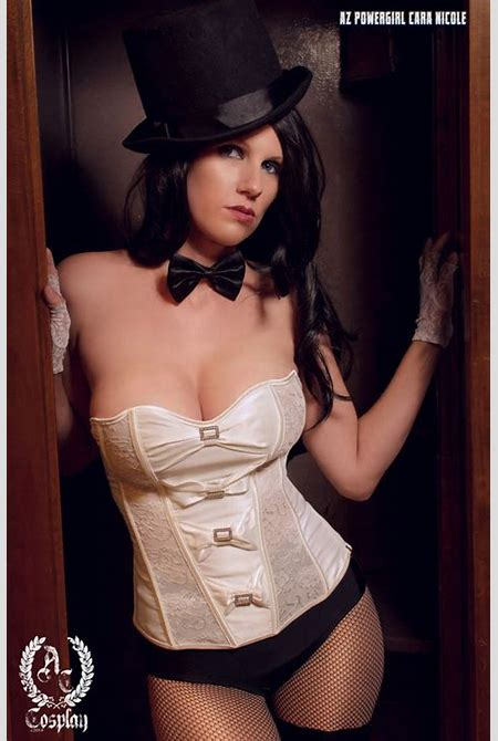 11x17 Zatanna in Phonebooth cosplay art print by Cara ...