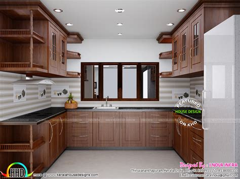 design home interiors february 2016 kerala home design and floor plans