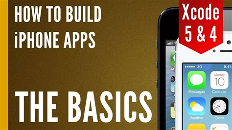 how to make apps for iphone how to make an iphone app introduction