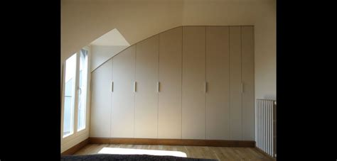 placard chambre mansard rénovation appartement 10 ème rsm