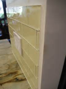 glass subway tile wall edge up subway tile outlet