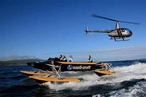 Catamaran Boat Suspension by Pressure Drop Nauti Craft Full Suspension Power Boats