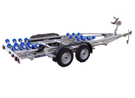 Small Boat Trailer Accessories by Towing Boat Trailers Match Small Boats Up To 7000kg Parts