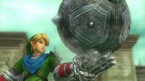 Hyrule Warriors Link And A Gauntlet Gameplay Trailer