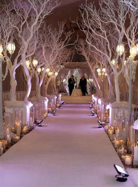 34 Magical Winter Wonderland Wedding Ideas Weddingomania