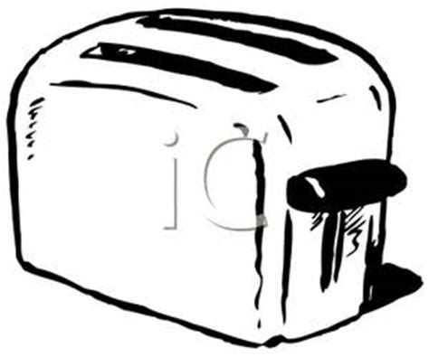 toaster clipart black and white black and white toaster royalty free clipart picture