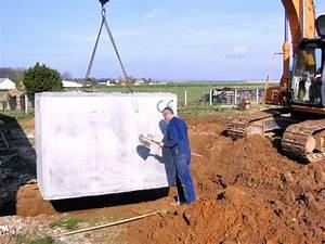 Fosse Septique Beton Ancienne : le cout d 39 une fosse toutes eaux et de son installation ~ Premium-room.com Idées de Décoration
