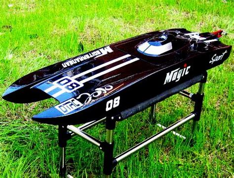 Boats Net Shipping To Canada by Rc Boat Racing Boat High Speed 32 Cat Electric Boat Ebay