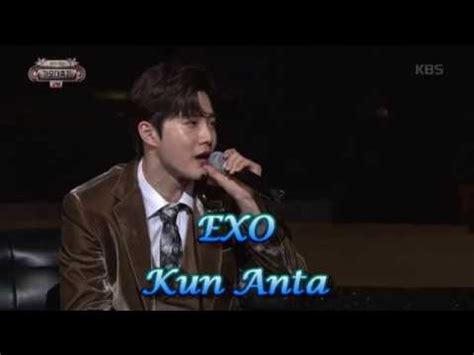 not lagu kun anta kun anta exo version