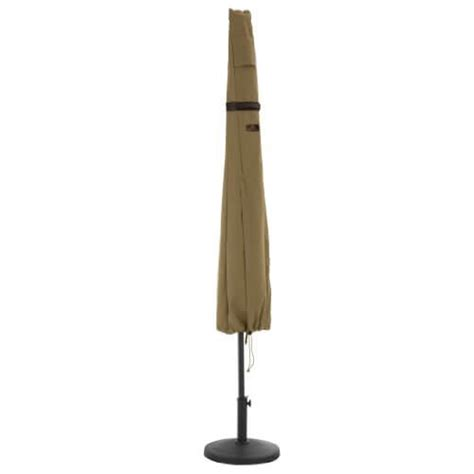 classic accessories hickory heavy duty patio umbrella