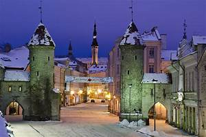 Tallinn  U2013 The Estonian Treasure Of Europe