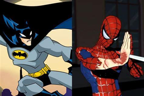 batman  spider man tnas battles comic vine