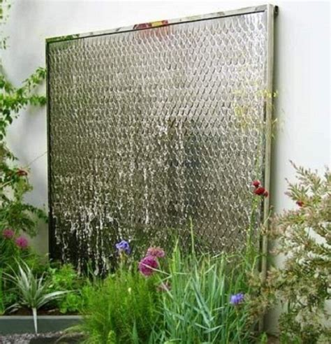 water wall diy diy glass water wall your projects obn