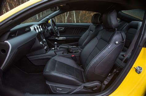 ford mustang review  autocar