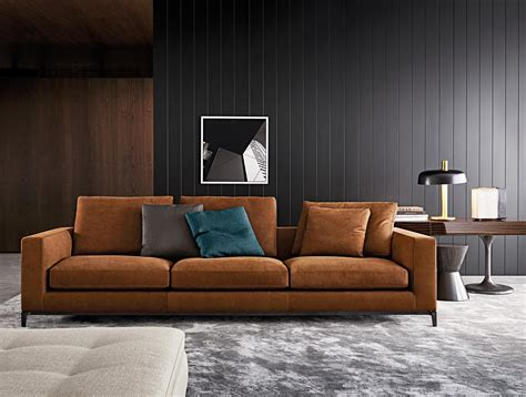canapé made andersen lounge sofas from minotti architonic