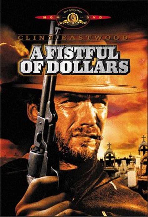 fistful  dollars   hollywood