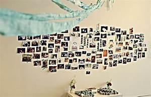 Fotos Schön Aufhängen : ein paar kreative weisen wie man fotos aufh ngen kann ~ Lizthompson.info Haus und Dekorationen