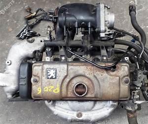 Motor Peugeot 206 Hatchback  2a  C  1 4 I