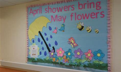 april showers bring may flowers bulletin board ideas april showers bring may flowers bulletin board bulletin