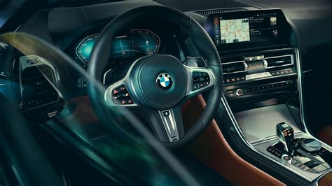 2019 bmw 8 series interior bmw 8 series 2019 4k interior 4k wallpaper hd car