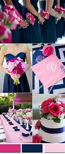 wedding colors trends for 2017 spring pink yarrow color With pink and blue wedding ideas