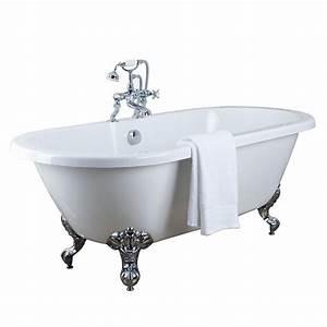 Freistehende Badewanne Mit Füßen : freistehende badewanne firenze mit ausw hlbaren f en ~ Frokenaadalensverden.com Haus und Dekorationen