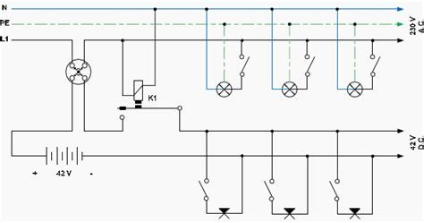 Lighting Circuits Connections For Interior Electrical