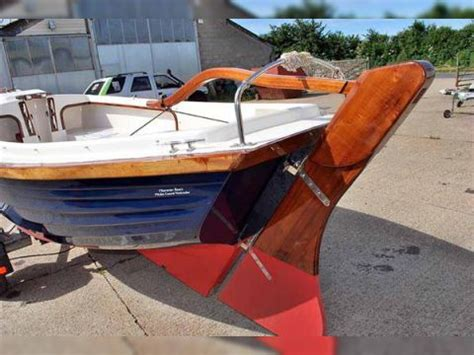 Lune Whammel Boat For Sale by Character Boats 17 6 Quot Whammel Coastal Weekender For Sale